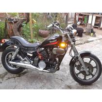 Kawasaki Vulcan 700cc 1986
