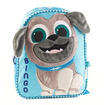 Mochila Puppy Dog Pals Bingo Y Rolly 12  Azul