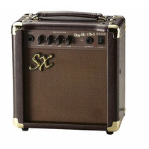 Amplificador Acustica Sx Aga1065 10 Watts