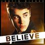 Cd Justin Bieber Believe Deluxe (cd+dvd) Open Music