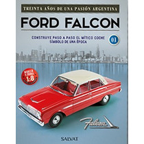 Coleccion Ford Falcon Salvat- Del 1 Al 50