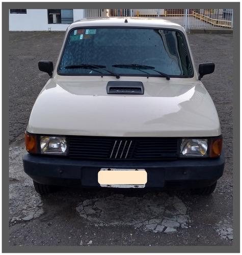 Fiat Spazio Tr Motor Tipo