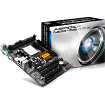Motherboard Asrock N68-gs4 Fx Am3+ Ddr3 Geforce 7025 Nuevos