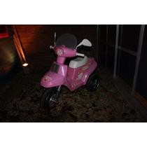 Moto Scooter A Batería Modelo Kitty