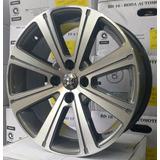 Llantas Aleacion Peugeot  R15 (4x108) 208 308 Partner