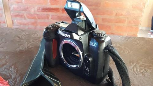 Cámara Digital Nikon D100 Reflex, Sin Lente
