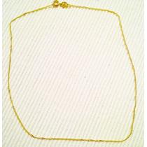 Cadena Finita Vanesa Duran Oro Rose Gold Filled 14k 40cm
