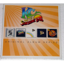 Kc & The Sunshine Band Original Album Series 5 Cds Sellado
