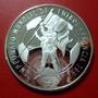 Cuba Moneda De Plata 10 Pesos 1996, Mundial Fifa Francia