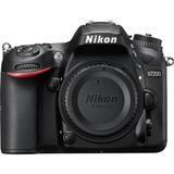 Nikon D7200 Body 24,2 Mpx Lcd 3.2 Full Hd Wifi Dx **
