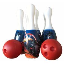 Hot Wheels Juego De Bowling Chico - Original - Art 261