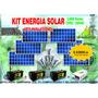 Kit Solar Vivienda Basico 3.6kw X Diarios