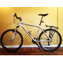 Bici Zenith Calea + Portapaquete Elástico Casco Linga Luz