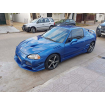 Honda Civic Crx Del Sol Deportiva Descapotable Unica