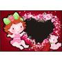 Banner Infantiles- Frutillita Bebe--murales-cumpleaños