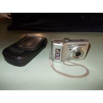 Camara Digital 6mp Samsung Con Estuche ,muy Poco Uso