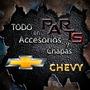 Rep De Guardabarro Trasero Coupe Chevrolet Chevy Y Mas...