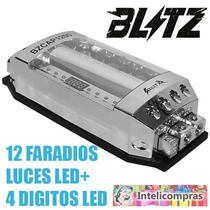 Capacitor Blitz 12 Faradios+ Envío Sin Cargo+original+30%off
