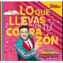 Cd Topa - Album 2016 - Lo Que Llevas En Tu Corazon- Original