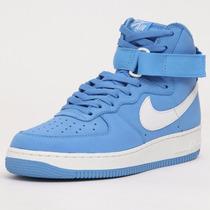 Botitas Nike Air Force 1 Hi Retro Qs Urbanas Limitada Cuero