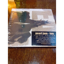 Vendo Cd Doble De Pearl Jam ( Ten)edic 2009
