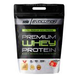 Premium Whey Protein 3 Kg Star Nutrition Proteína Concentrada