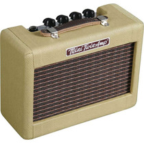 Fender Mini '57 Twin-amp +fuente 9v - Mini Ampli De Guitarra