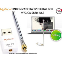 Sintonizadora Tv Digital Mygica Isdb-t Tda Full Seg S880i