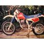Calcos Calcomania Tanque Honda Xr 1987 80 100 200 250 600 R