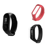 Xiaomi Mi Band 3 Smartwatch Reloj Inteligente Version Global + Film Pulsera