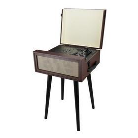Tocadiscos Vinilo Retro Vintage Winco Wireless Graba A Usb Cuotas Sin Interes