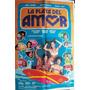 La Playa Del Amor Cacho Castaña 1979 Poster De La Pelicula