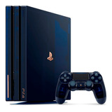 Playstation 4 Pro 2tb 500 Millones Edición Limitada Ps4
