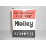Bomba De Nafta Holley Competicion