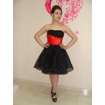 Vestido Corto: 15 Años, Madrina, Egresada, Civil