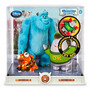 Set Monsters University Sulley & Squishy / Art & Mike