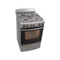 Cocina A Gas Orbis 958 Acom C9500 55cm Inox Tio Musa