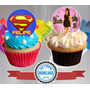 Laminas Comestibles Fototortas Cupcakes