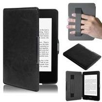 Funda Rígida Kindle Paperwhite Con Agarre Mano Iman La Mejor