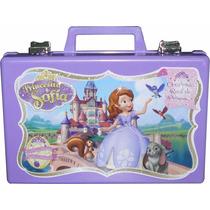 Valija Princesita Sofía Con Accesorios Disney Princesas Tv