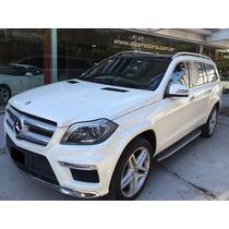 Mercedes Benz Gl500 Blindadodo Rb3 Excelente Alza Premium