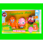 Moshi Monsters. Mascota Virtual Furi Poppet Diavlo