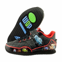 Zapatillas Adidas Disney Cars Talle 23.5 Importadas Nuevas!
