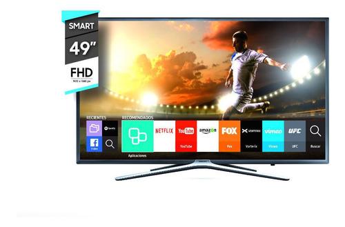 Smart Tv Full Hd 49  Samsung Un49k5500