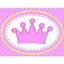 Kit Imprimible Baby Shower Coronita Modelo Para Nena Y Nene