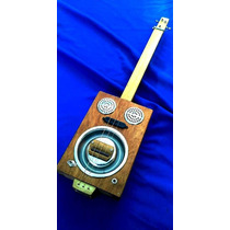 Cigar Box Guitar Dobro