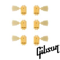 Clavijas Gibson Estilo Vintage, Dorado, Paleta Perlada