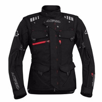 Campera Moto Acerbis Adventure 3 Capas Impermeable 100%