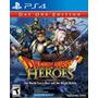 Dragon Quest Heroes Day One Ps4 Nuevos Sellados Originales