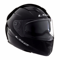 Casco Ls2 Ff320 Single Mono Doble Visor Moto Delta